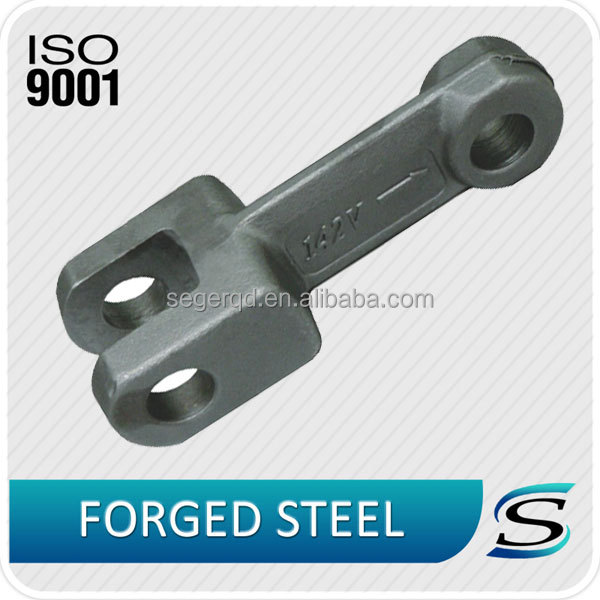 T186 Precision Drop Forged Conveyor Scraper Chain