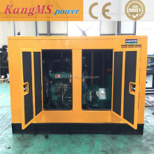 WEICHAI ricardo 70 kva diesel generator set 3 phase brushless generator with silent box