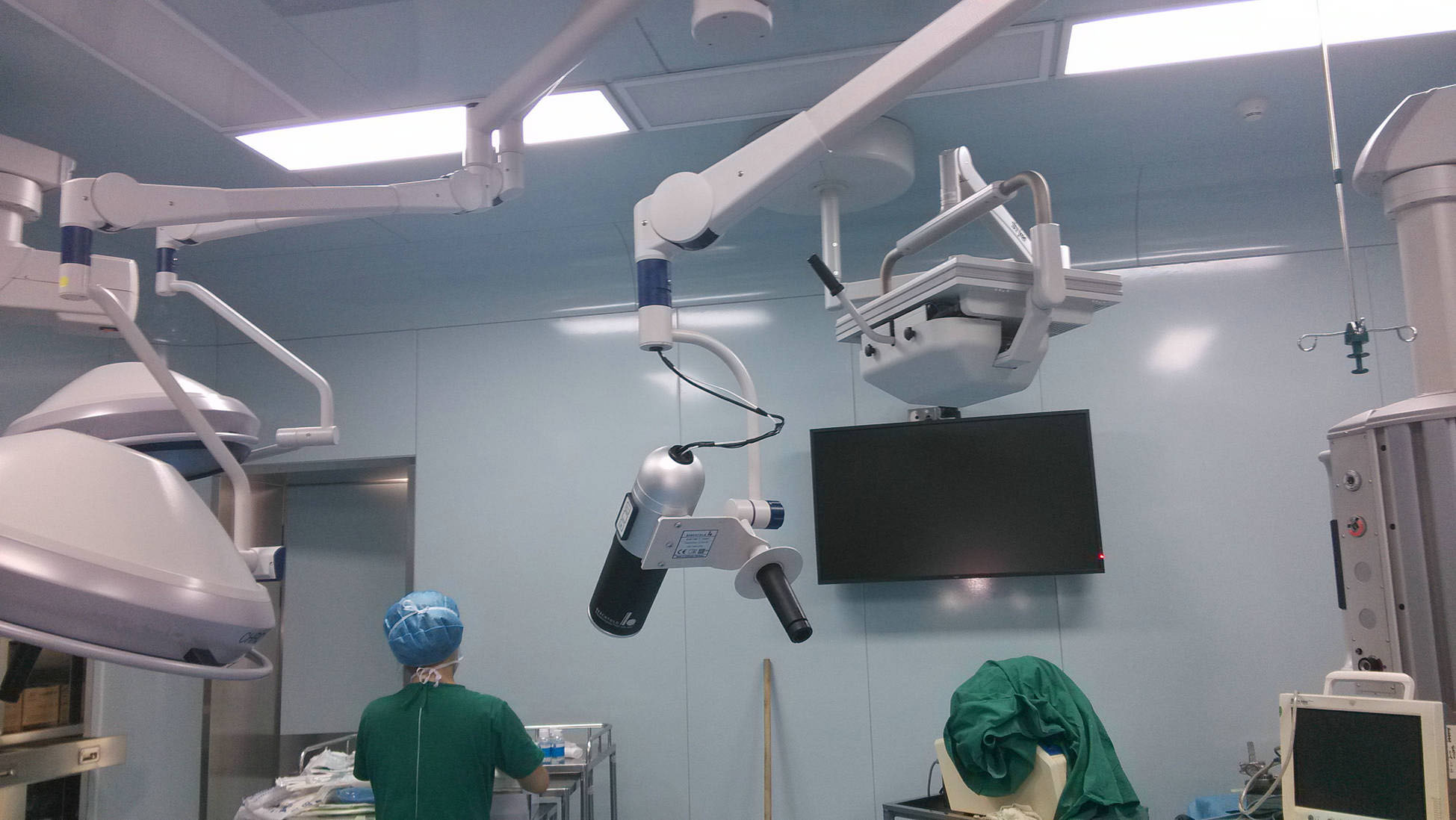 Surgical  HD Video camera,Operating Theatre Camera,Hospital Equipments Surgical Ceiling Light Camera