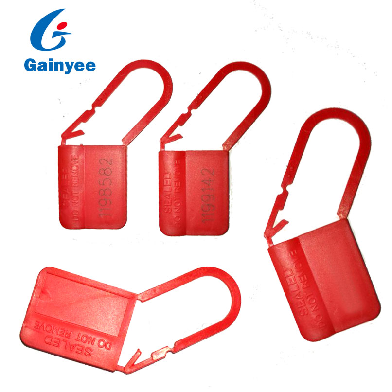 GY204 Cheap price Plastic airline padlock seal