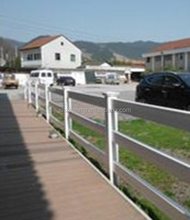 China Horse Racing White Vinyl PVC Horse Fencing