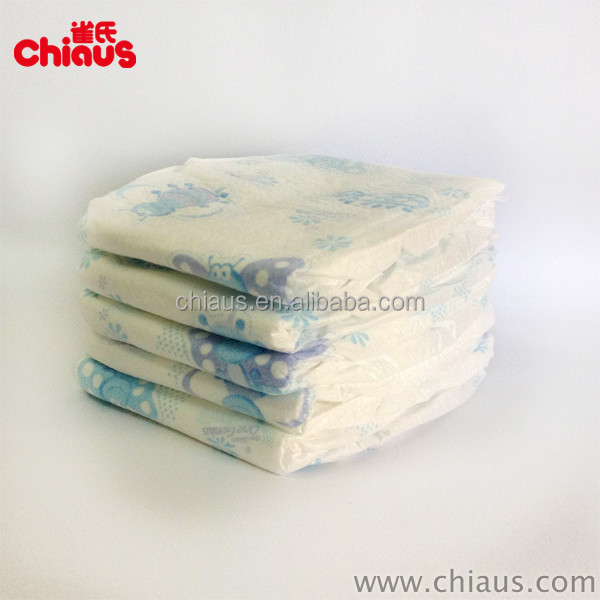 China supplier super thin baby disposalbe diapers manufacturers made in china
