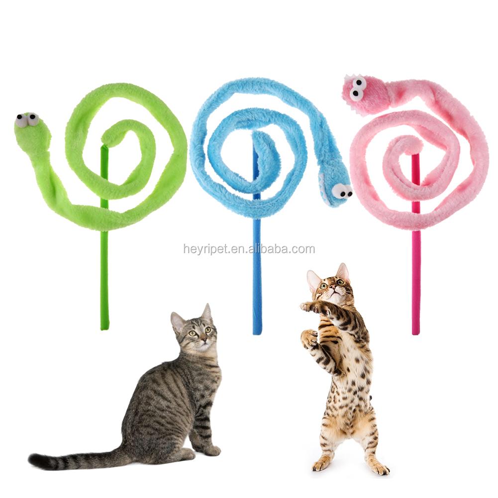 Seksi Hewan Lucu Kartun Ular Catnip Teaser Lucu Biru Pink Mewah Kucing Mint Awal Pelatihan Mainan Buy Catnip Kucing Teaser Mainan Plush Kucing