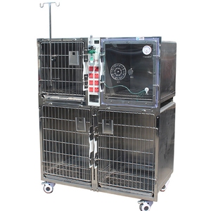 Breeding Cage Stainless Steel Dog Cages Modular Pet Dog Cage Pet Kennels