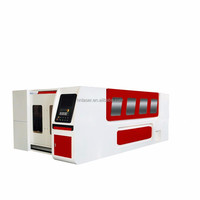 200W 300W 500W 750W 1KW 2KW carbon steel stainless metal sheet fiber laser cutting machine price