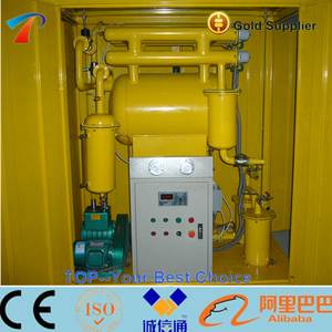 Dielectric Oil Recycling/Electrical Insulating Liquids Purification/Transformer Oil Purifier Machine