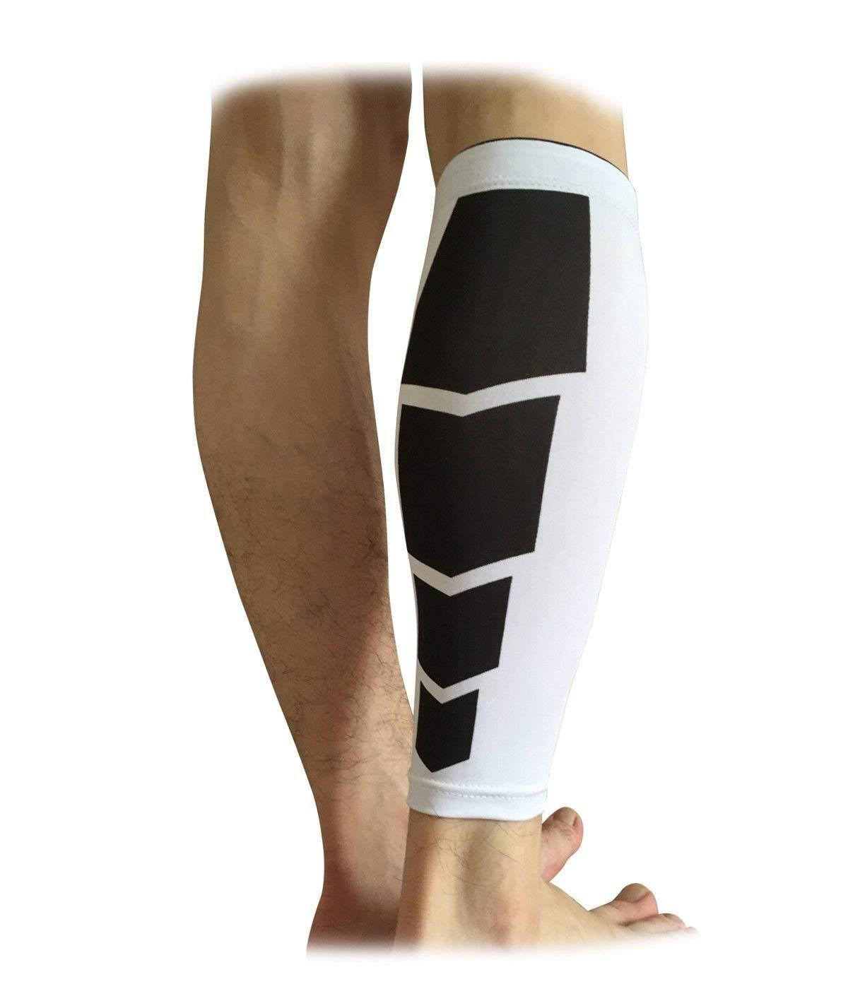 e7d8ba6cb5c Men Women Compression Socks Knee High Support Stockings Leg Thigh
