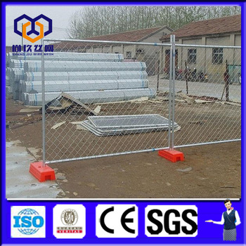Building Materials Temporary Fence