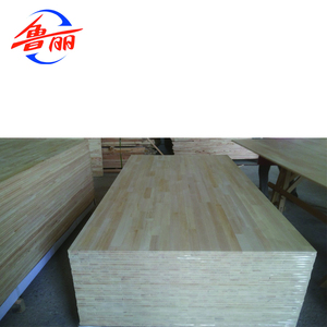 ash pine teak rubber wood finger joint board