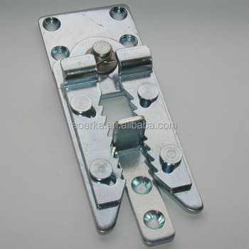 Sofa Sectional Couch Connector Bracket Universal L Shape