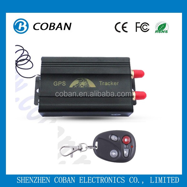 Low Cost GPS Tracker useful TK103B COBAN With Fuel Cut Off ACC Detect