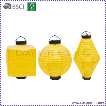 Anese Led Light Paper Lanterns Professional Manufacturer