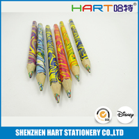 Colored lead pencil, multi lead pencil, wooden color pencil