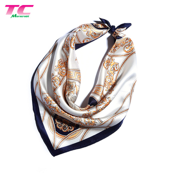 Elegant Chinese style silk scarf printing pattern wholesale scarves manufacturers