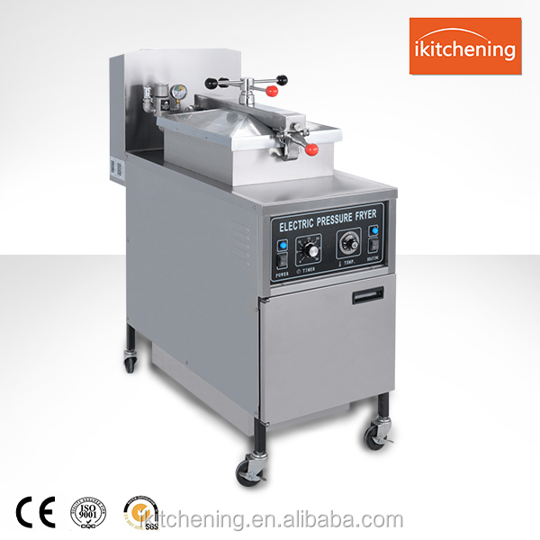 Industrial Doughnut Making Machine For Sale/Commercial Deep Fat Frying Machine