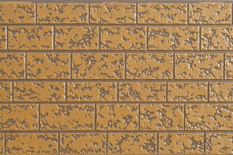 Grossier brique style mur ext rieur panneau sandwich d 39 isolation thermiqu - Panneau brique decorative ...