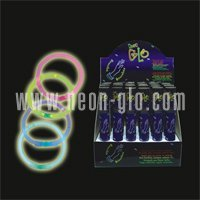 8'' Glow Stick Bracelet Pack Great for Party Rock