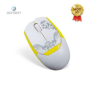 Wholesale high quality custom optical computer cordless bulk the 2.4ghz 3d mini usb ergonomic mouse wireless