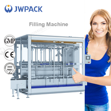 JWPACK New Product CZ-6C small scale bottle filling machine small bottle filling and capping machine essential oil filling machi