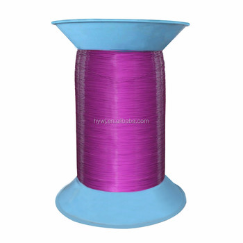 SGS passed high quality binding nylon coated wire filament thickness 0.7mm to 2.0mm