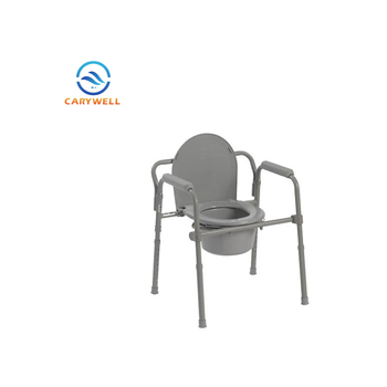 Steel Folding Western Over Commode Toilet Chair