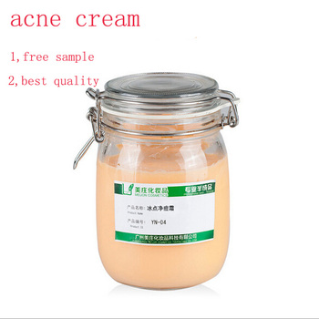 OEM Raw Material Best Face Anti Acne Treatment Oil Control Whitening Moisturizing Pores Deep Acne Scar Removal Cream