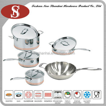 High Quality Chinese Hot Pot Cookware - Buy Cookware ...