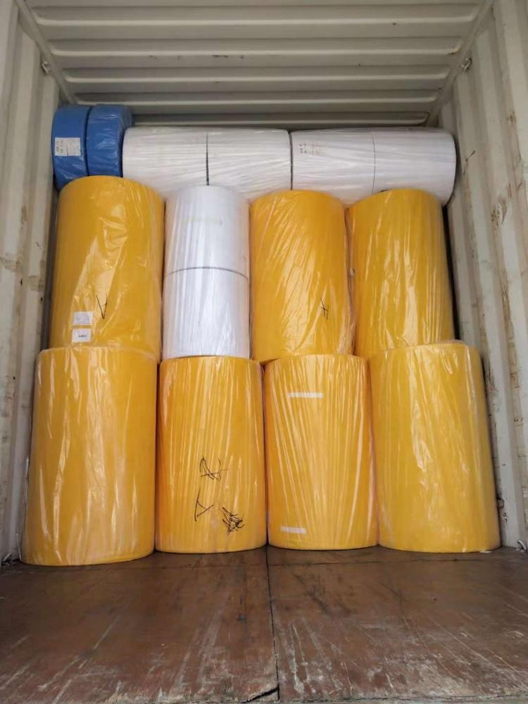 Biodegradable TNT nonwoven fabric/polypropylene 스펀 bond 비 짠 fabric
