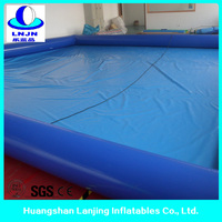 2017 Durable customized beautiful good quality intex inflatable swimming pool