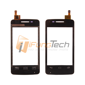 Touch Screen For Alcatel OT4007 Front Touch Panel Glass Sensor Digitizer Replacement