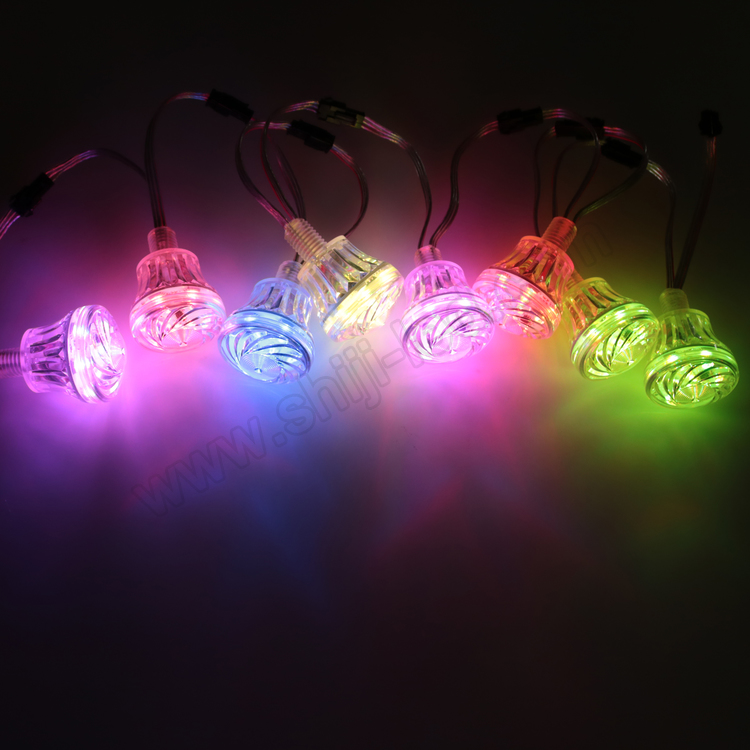 45mm 14mm ucs1903 pixel rgb led lights for amusement rides