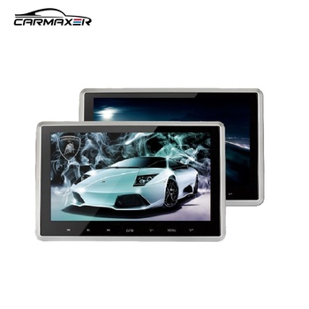 full HD 1080p touch screen  10.1inch headrest monitor dvd player