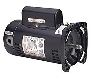 2.5 HP 3450 RPM 48Y Frame Square Flange 230V Pool Motor Century # USQ1252 by Century Electric Motors