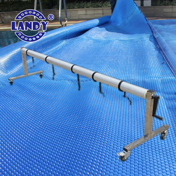 Swimming Pool Cover Reel- Pool Adjustable Solar Cover Roller For Above  Ground And Inground Pool Reel - Buy Adjustable Solar Roller,Swimming Pool  Cover ...