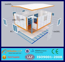 prefabricated villa style modular small house kits plans house