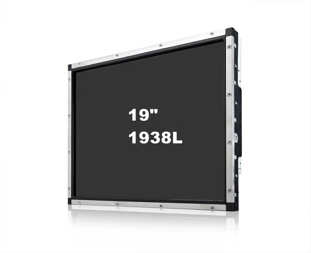 Toponetech 15 square touch screen open frame lcd monitor фото
