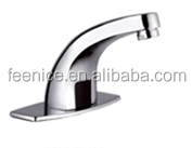 Public use Brass Chromed electronic Sensor Faucet FNF72011A