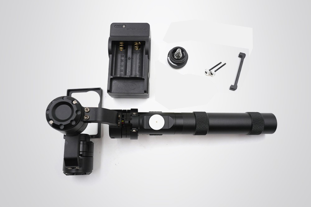 Instock!! Alexmos Controller DYS Magic 3 Axis Handheld Gimbal For Gopro 3 / 3 +