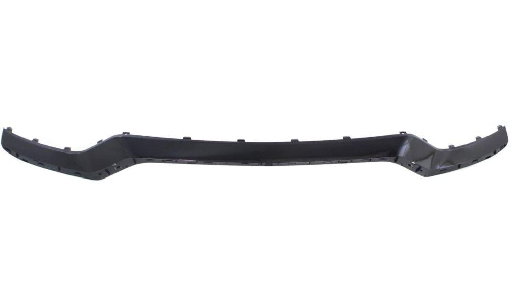 Evan-Fischer EVA191072415203 Grille Trim Molding for 2014-2015 Mercedes Benz E63 AMG Plastic Primed Center Molding Replaces Partslink# MB1044109