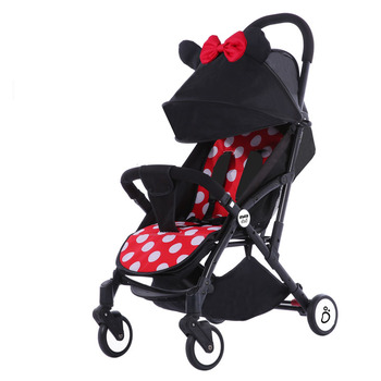 Factory Wholesale Lightweight Baby Yoya Stroller and Allowed in Flight Baby Pram