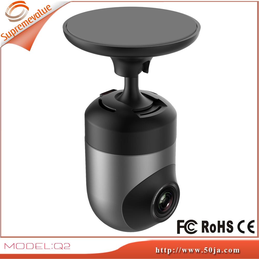 Q2 Mini Car Black Box Wifi Hidden FHD1080P 140 Degree Camera Digital Registrar Video Recorder Dash DVR Cam With GPS