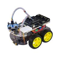 High Quality Educational DIY Robot Car Chassis Kit For Arduino