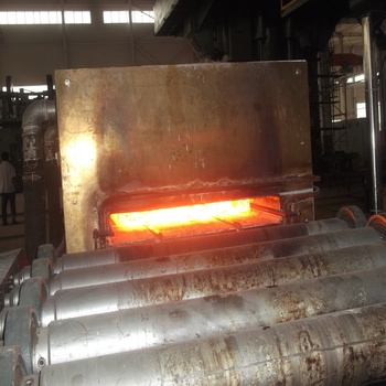IGBT slab induction heat treatment furnace for sale