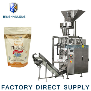 Factory sale automatic flax seeds packing machine for seed