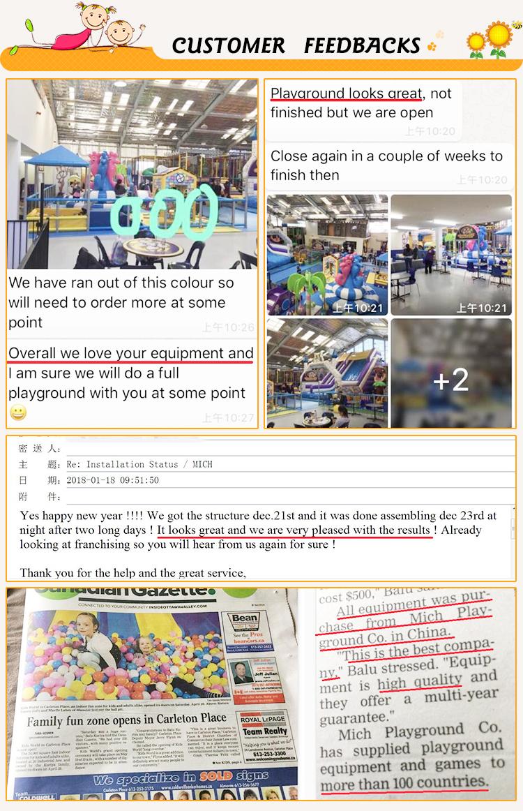 Capretti Dei Bambini di Plastica a buon mercato Parco Giochi Al Coperto Utilizzato Commerciale Scivolo a Tubo, Super Speed Spirale Scivolo a Tubo Parti