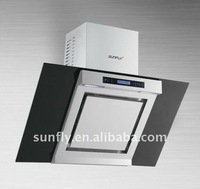 commercial kitchen hood systems LOH8809B-13GR(900mm) CE&RoHS
