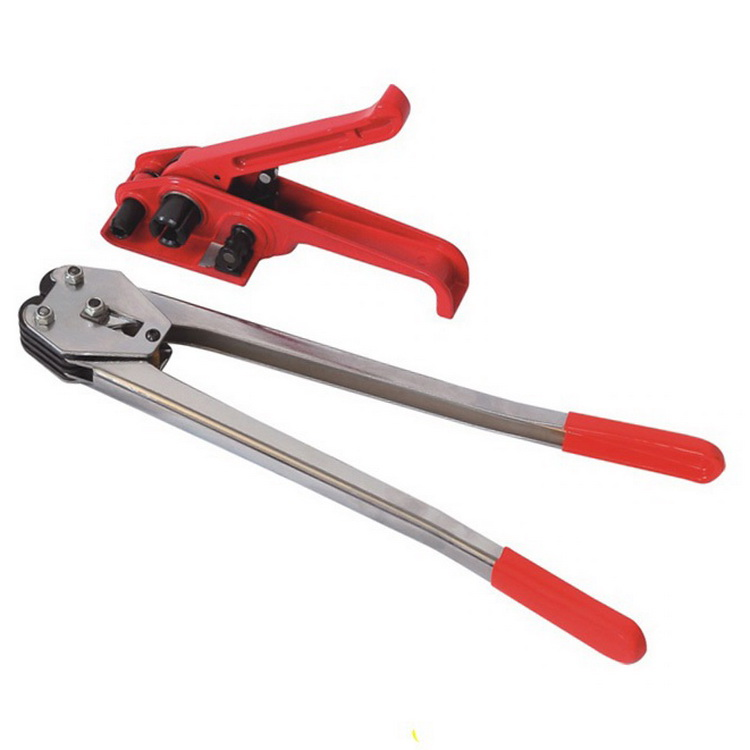 Light Weight Manual Strapping Tensioner Sealer Tools