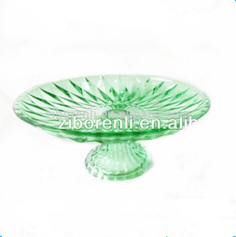 Large Round Colored Wedding Cake Stand Pedestal Fancy Glass Plates  sc 1 st  Alibaba & large plate stand-Source quality large plate stand from Global large ...