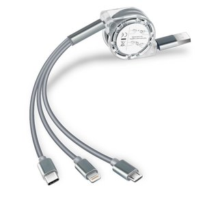 new product ideas 2018 3 in 1 multi usb date fast MFI charging cable For Apple i6 7 8 X android usb type c cable adapte