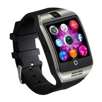 cheap smart watch Q18 2018 factory Price High Quality with camera SIM card cell phone wrist smart watch